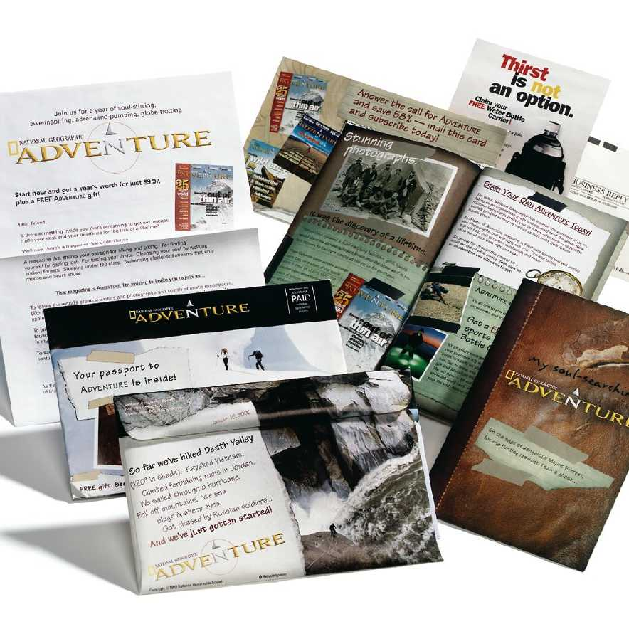nonprofit | premium direct mail