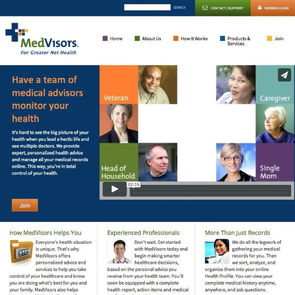 medical | healthcare web copy