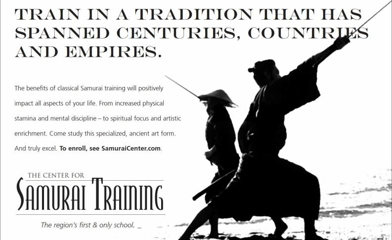 Samura Training Ad
